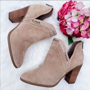 Vince Camuto Fileana Booties Size 10 NEW $149
